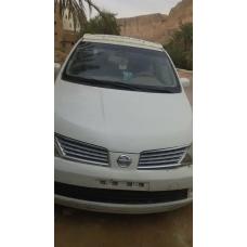نيسان 2007 Nissan Tiida