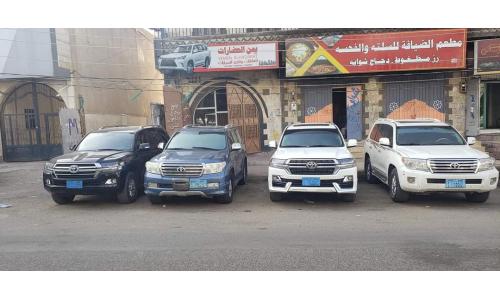 تاجير سيارات في اليمن صنعاء