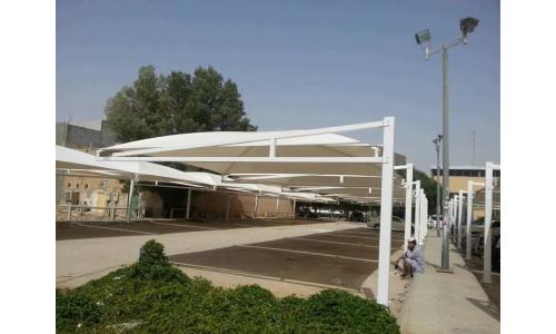 مظلات وسواتر الاختيار الاول - 0535553929 - مظلات المواقف السيارات  - مشاريع مظلات المدارس